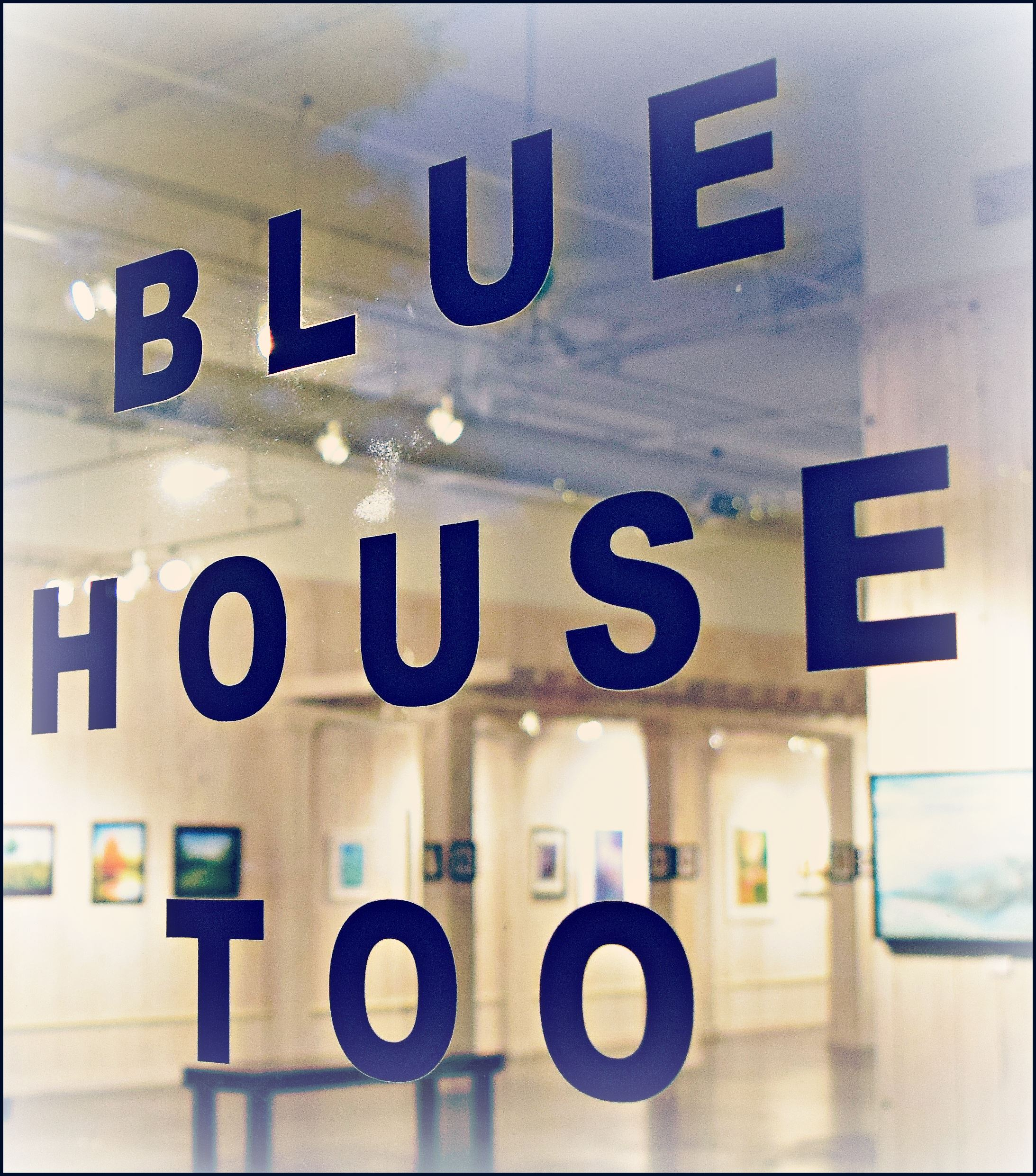 Blue House Too Allen
