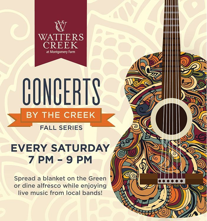 Fall Concerts by the Creek Photo