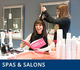 Spas and Salons in Allen