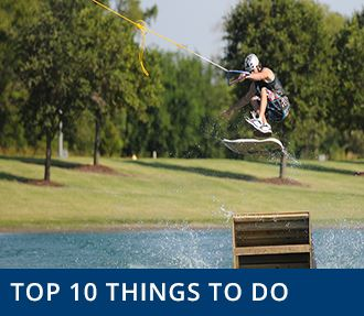 Top 10 Things To Do in Allen