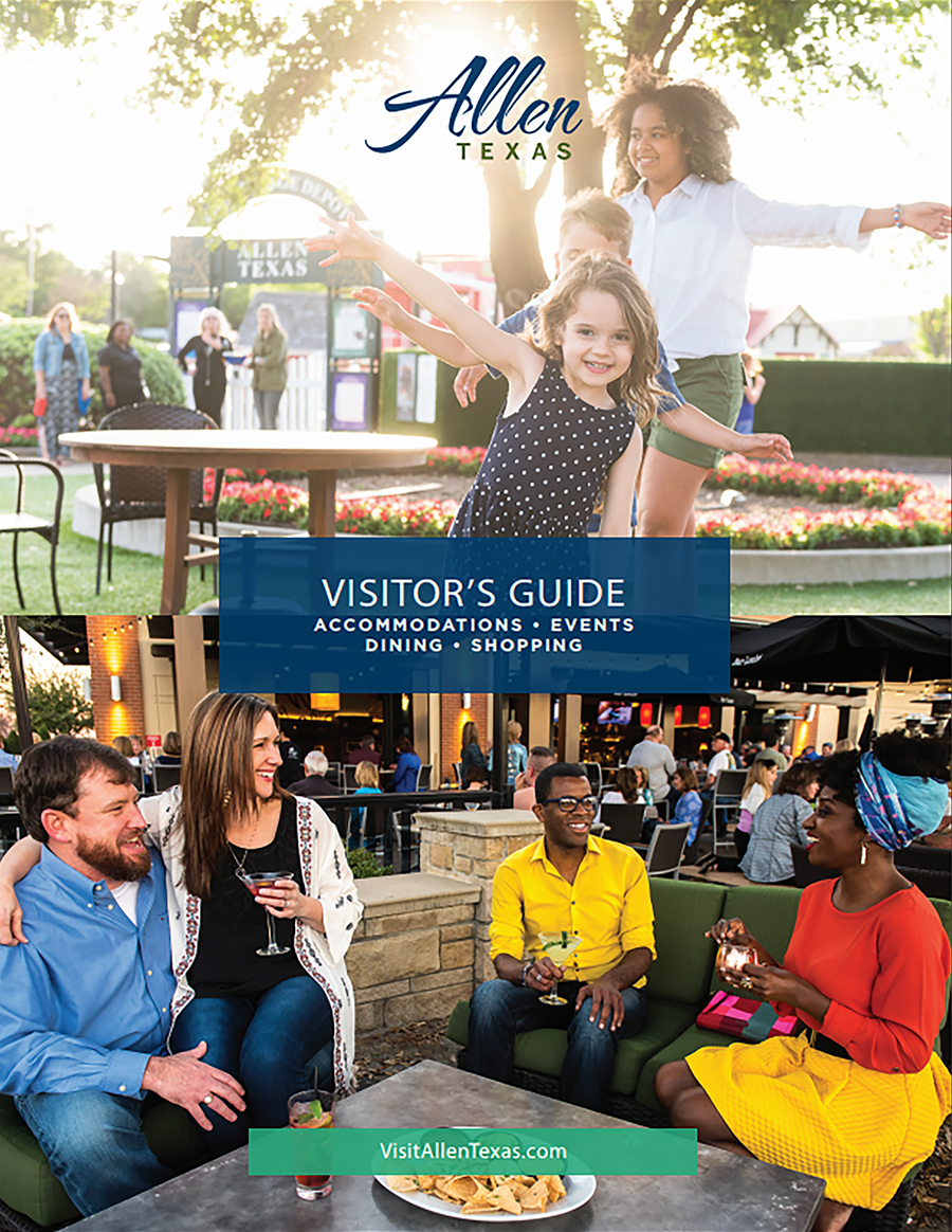Image of Visitor's Guide cover
