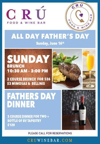 Fathers Day at Cru