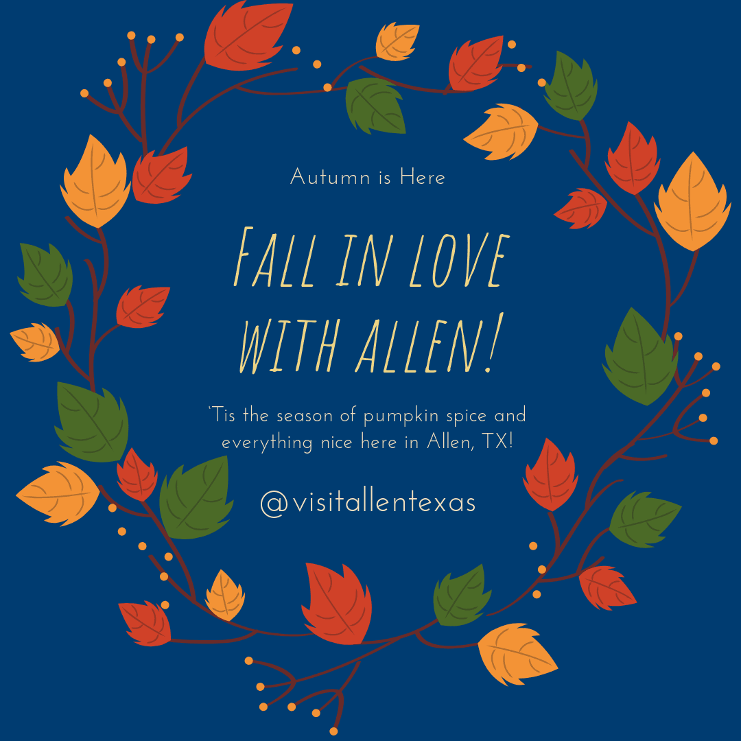 Fall in love with allen!