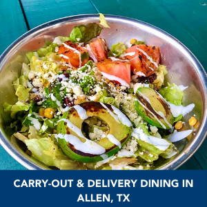 Carry-Out & Delivery Dining Options