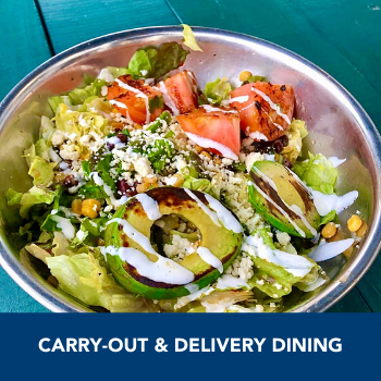 Carry-Out & Delivery Dining in Allen, TX