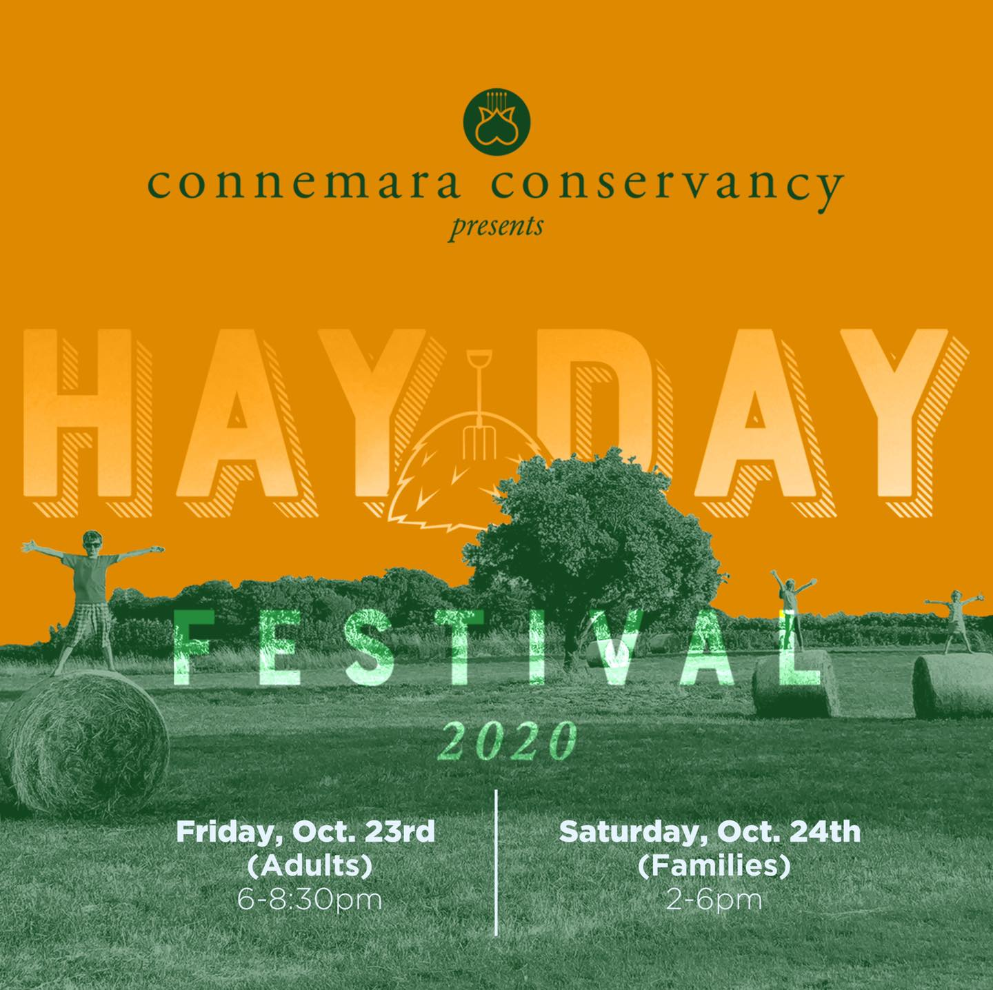 Connemara Conservancy Hay Day