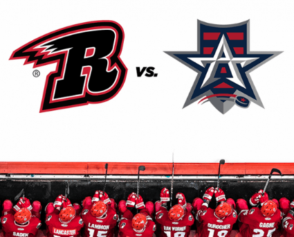 Allen Americans vs. Rapid Rush