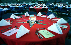 Allen Event Center is the perfect place to host your next banquet