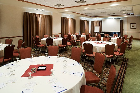 Allen's Hilton Garden Inn has 10,000 square feet of meeting space and 150 guest rooms
