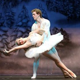 Allen Civic Ballet company performs The Nutcracker each December and produces their annual Fete des