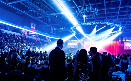 From concerts to conventions, Allen Event Center can host any event