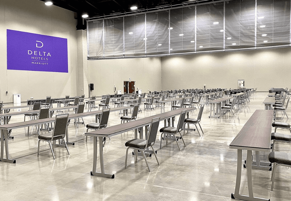 Watters Creek Convention Center Meeting Spaces - Terrell Hall