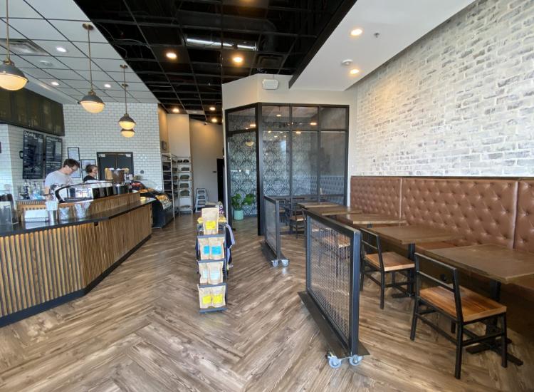 Armor Coffee Co. Visit Allen Texas