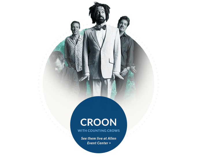 Croon with Counting Crows