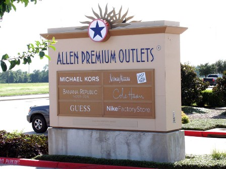 Find impressive savings at Allen Premium Outlets' 100 outlet stores. Groups of 15 or more can book a tour online to receive free VIP coupon books.