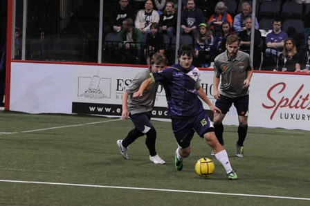 Come cheer on the Dallas Sidekicks, members of the MASL and the newest sports team to call Allen Event Center home. The Sidekicks will play eight home games during their regular season which runs from November through February.