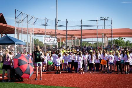 Allen has more than 40 community and neighborhood parks many with softball and baseball fields that hold many youth tournaments and camps.