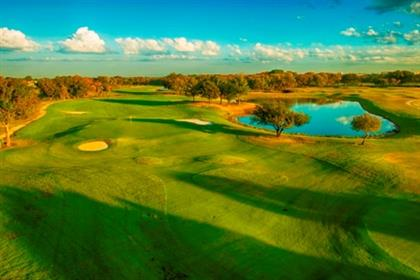 In addition to three distinct courses, The Courses at Watters Creek also features a pro-shop, on-site restaurant and banquet room making it a full-service facility.
