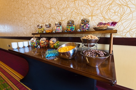 "From candy bars to dessert stations we've got lot's of ""sweet"" break ideas."