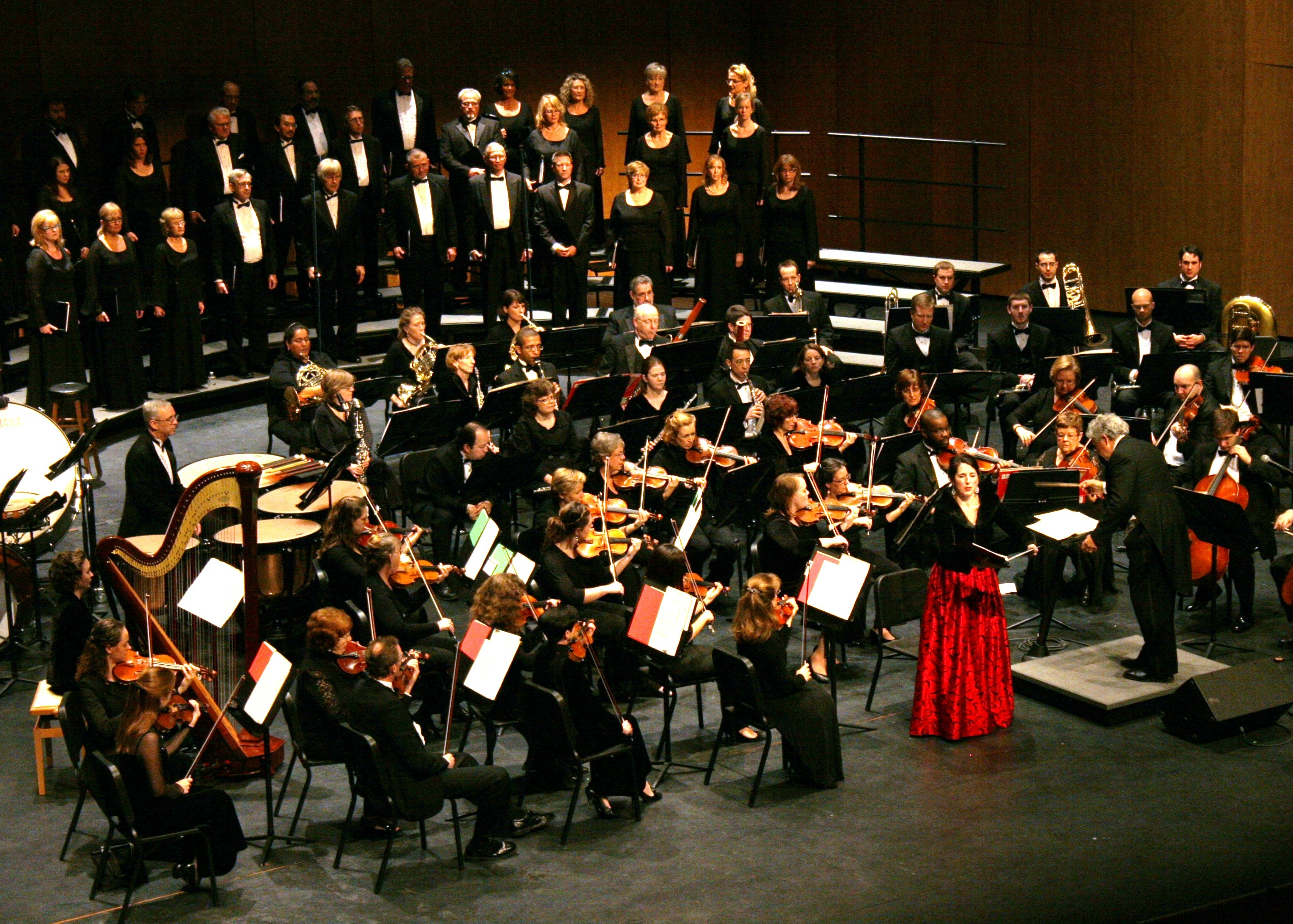One of the best kept musical secrets in this area, the Allen Philharmonic Orchestra and Symphony Chorus offer a season full of concerts featuring famous guest artists, holiday traditions and cultural connections.