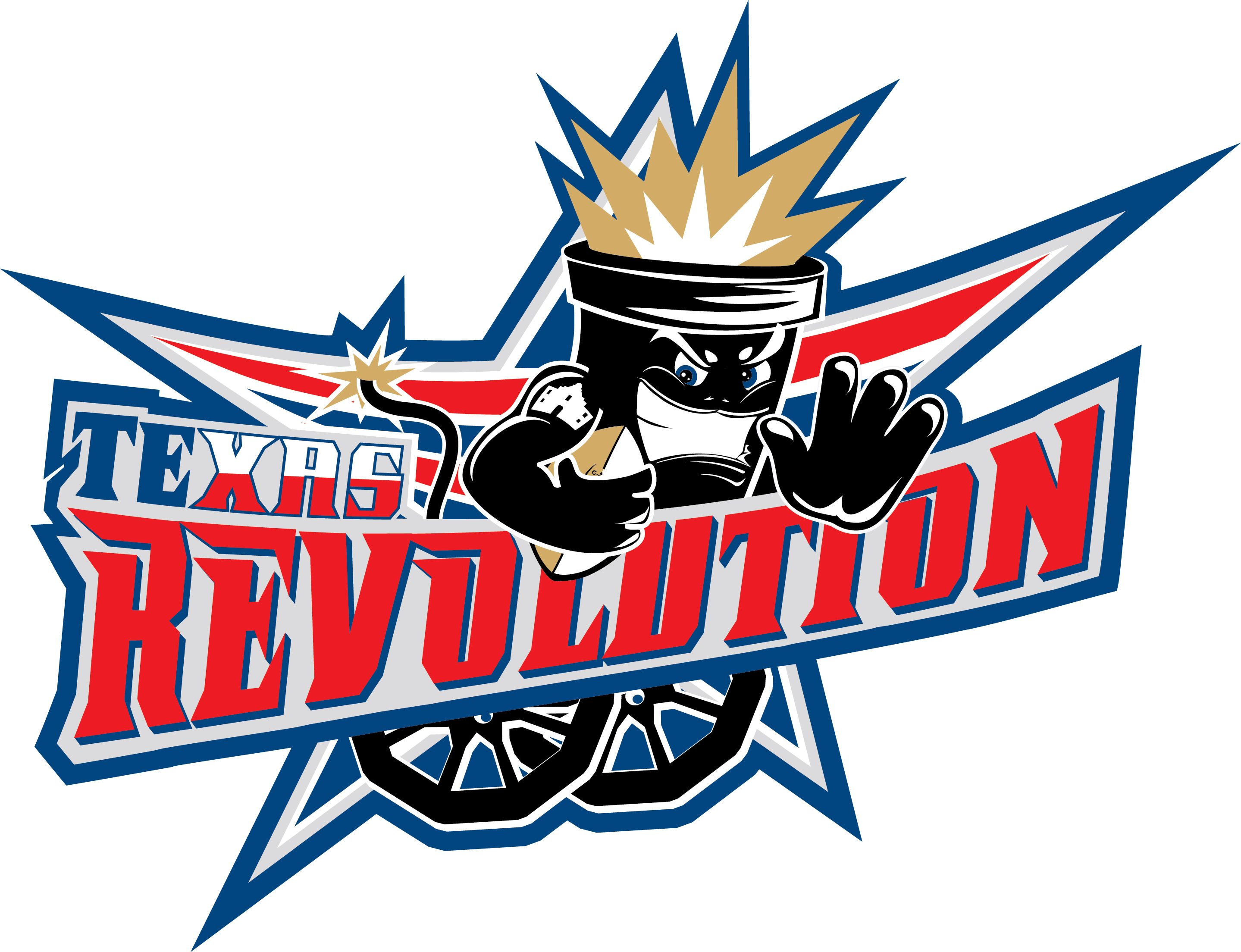 Texas Revolution Football