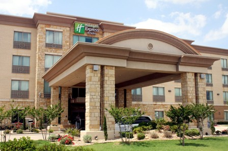 Centrally located, Holiday Inn Express Hotel and Suites offers 87 guest rooms and 900 sq. ft. of meeting space.